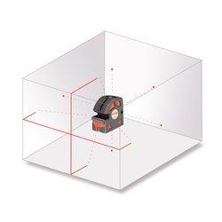 Схема лучей RGK LP 106