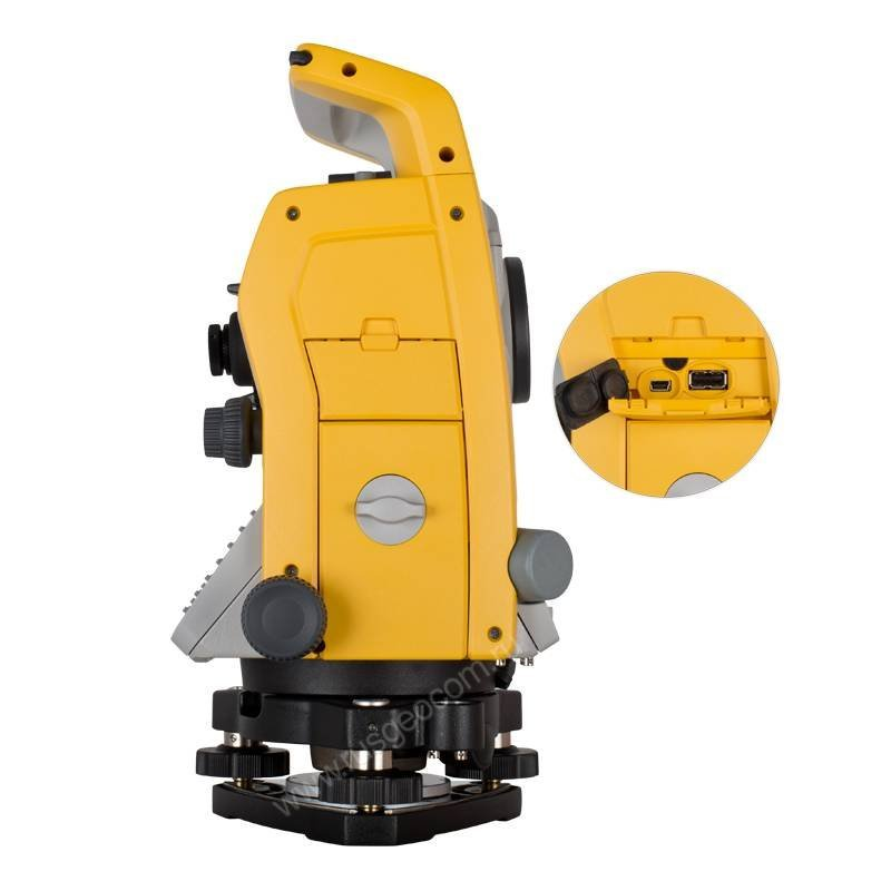 Тахеометр Trimble M3 DR TA 5""