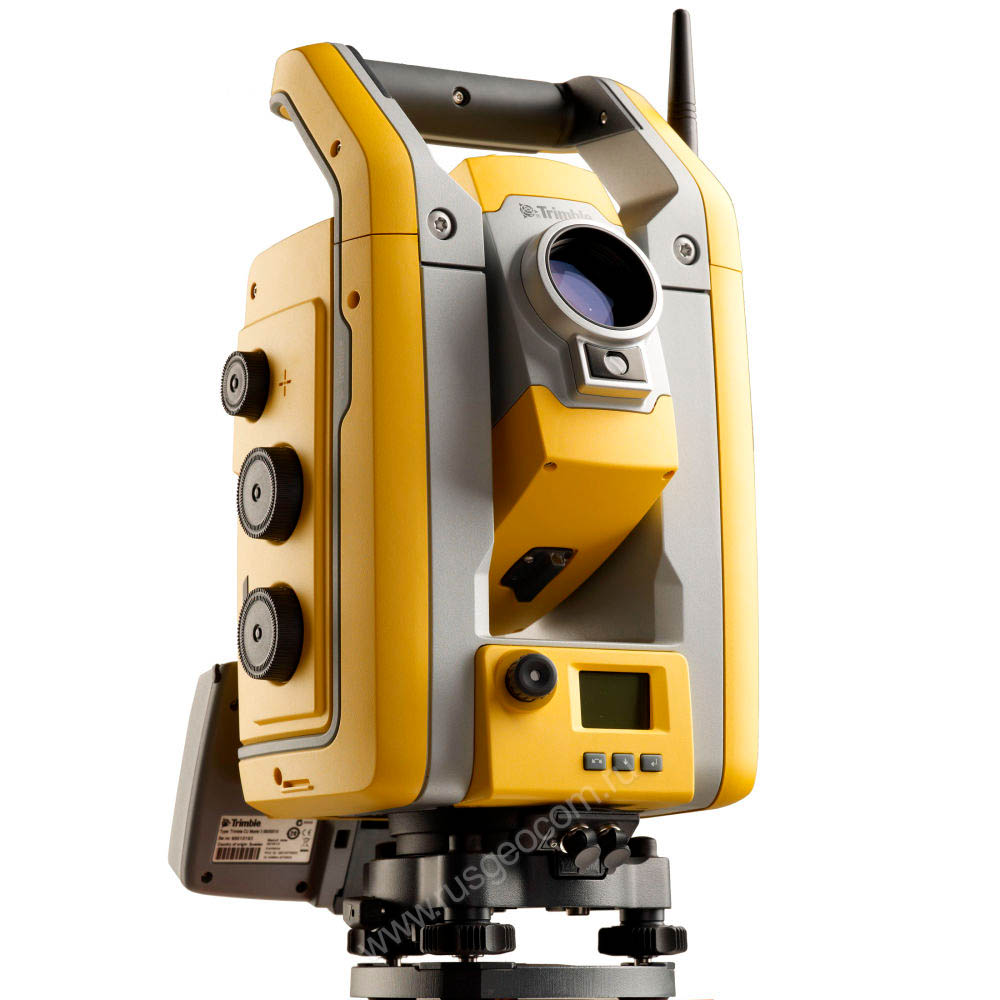 "электронный тахеометр Trimble S5 5"" Robotic, DR Plus, Active Tracking"