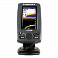 Lowrance Hook-4x Mid/High/DownScan™